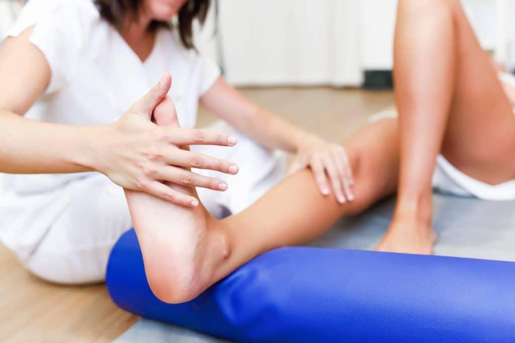 riabilitazione post operatoria protesi di ginocchio