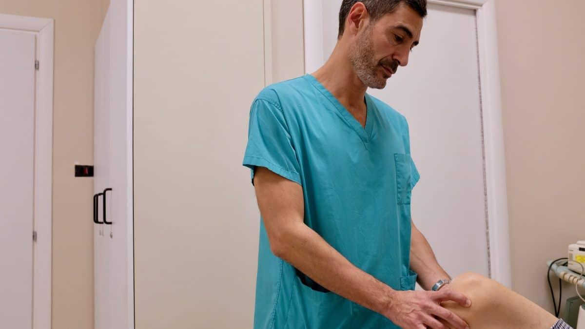 Dott. Paolo Lucci - ortopedico specialista ginocchio
